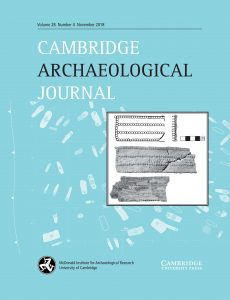 cambridge archaeological journal 28